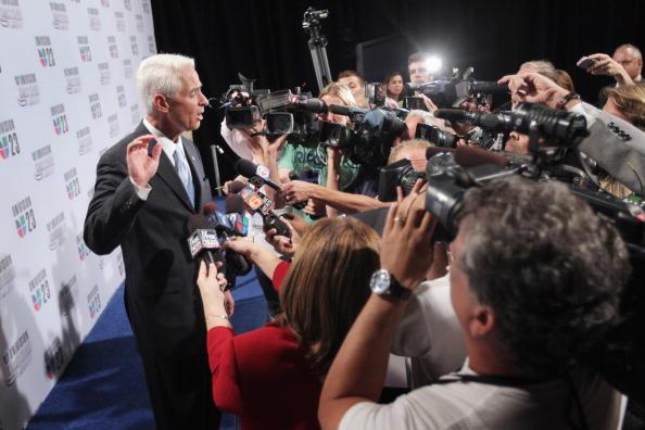 Florida - US State「Crist, Meek, And Rubio Take Part In Florida's Senatorial Debate」:写真・画像(9)[壁紙.com]