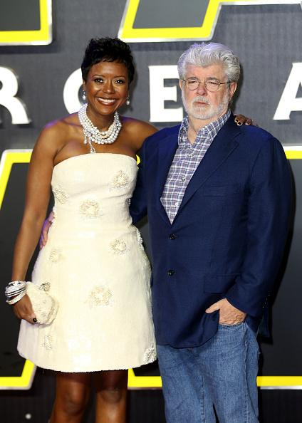 "Three Quarter Length「""Star Wars: The Force Awakens"" - European Film Premiere - Red Carpet Arrivals」:写真・画像(14)[壁紙.com]"