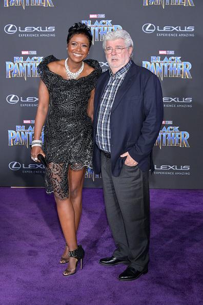 """Film Premiere「Premiere Of Disney And Marvel's """"Black Panther"""" - Arrivals」:写真・画像(1)[壁紙.com]"""