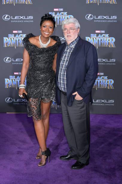 """Premiere Of Disney And Marvel's """"Black Panther"""" - Arrivals:ニュース(壁紙.com)"""