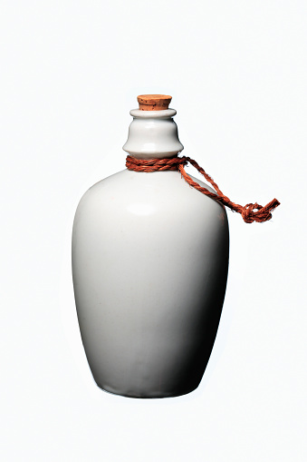 Sake「Bottle for Sake, white background」:スマホ壁紙(12)