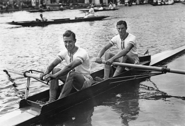 Rowing「Olympic Gold Rowers At Henley」:写真・画像(4)[壁紙.com]