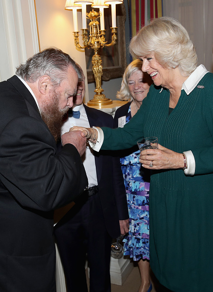 Hand「The Duchess Of Cornwall Hosts Reception At Clarence House」:写真・画像(12)[壁紙.com]