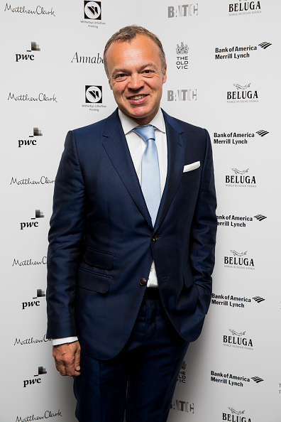 Tristan Fewings「The Old Vic's Clarence Darrow Final Night Gala」:写真・画像(6)[壁紙.com]
