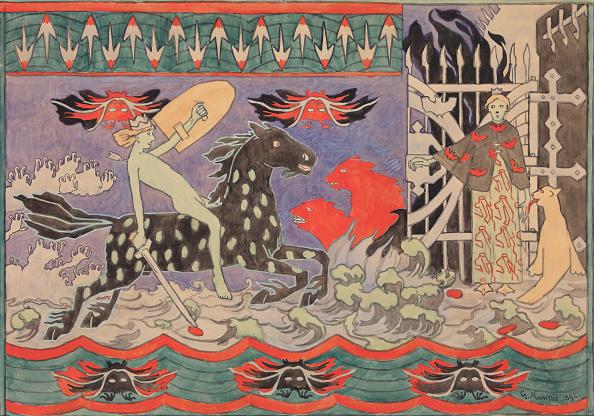 Fairy Tale「Helhesten The Hell-Horse」:写真・画像(5)[壁紙.com]