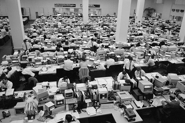 1990-1999「Dean Witter Office」:写真・画像(15)[壁紙.com]