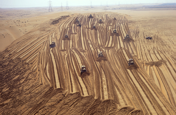 United Arab Emirates「Levelling The Desert」:写真・画像(13)[壁紙.com]