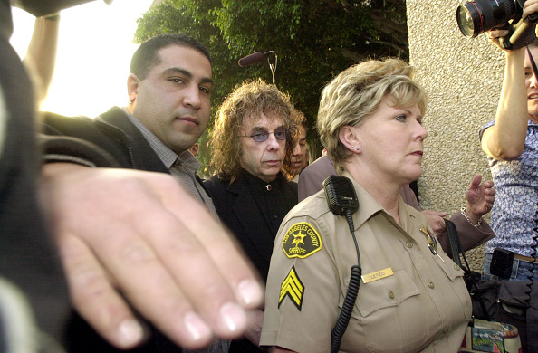 Producer「Phil Spector Pleads Innocent To Murder Charge」:写真・画像(12)[壁紙.com]