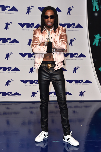 Fully Unbuttoned「2017 MTV Video Music Awards - Arrivals」:写真・画像(16)[壁紙.com]