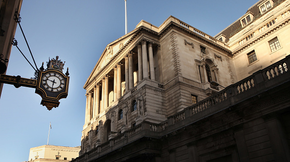 Central Bank「The Recession Officially Continues And Is Now The Longest In UK History」:写真・画像(2)[壁紙.com]