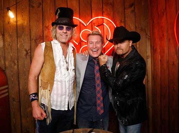 Three Quarter Length「2015 iHeartRadio Country Festival - Backstage」:写真・画像(0)[壁紙.com]