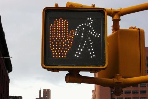 Road Signal「Walk signal sign not working properly」:スマホ壁紙(8)