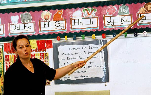 Monolingual Hispanic Students Learn English:ニュース(壁紙.com)