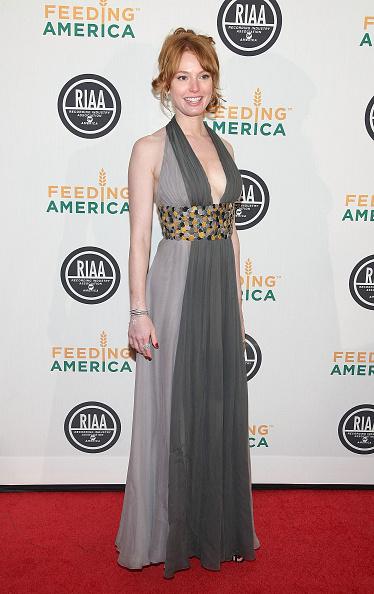 アリシア ウィット「RIAA And Feeding America Inauguration Charity Ball」:写真・画像(16)[壁紙.com]