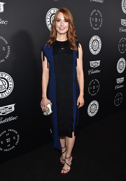Alicia Witt「The Art Of Elysium's 11th Annual Celebration - Heaven - Red Carpet」:写真・画像(2)[壁紙.com]