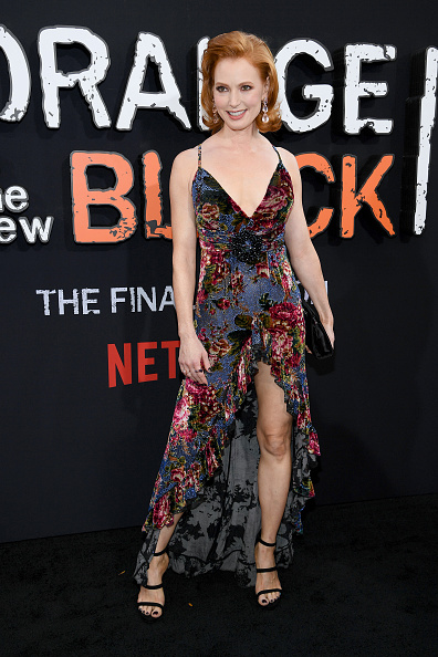 "Alicia Witt「""Orange Is The New Black"" Final Season World Premiere」:写真・画像(8)[壁紙.com]"