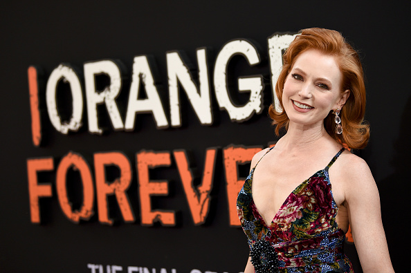 "Alicia Witt「""Orange Is The New Black"" Final Season World Premiere」:写真・画像(1)[壁紙.com]"