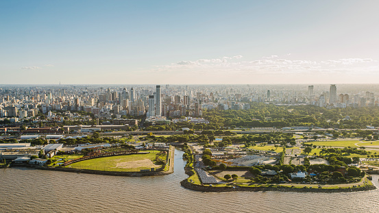 Buenos Aires「Buenos Aires Aerial View」:スマホ壁紙(11)