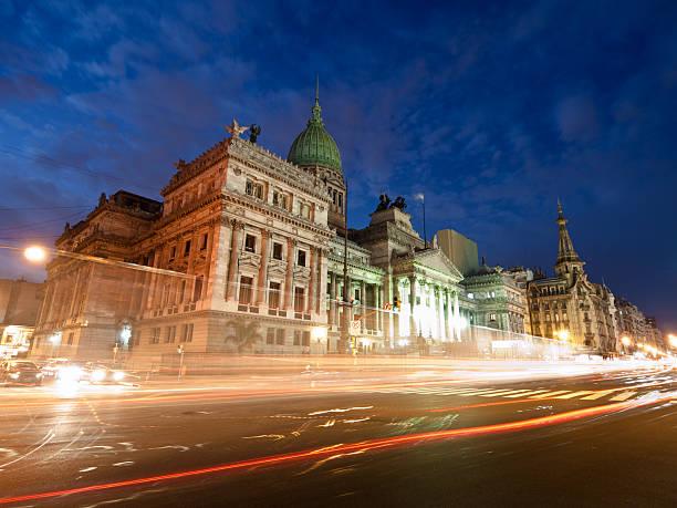 Buenos Aires Argentina - Congress building:スマホ壁紙(壁紙.com)
