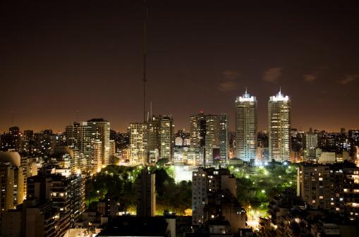 Buenos Aires「Buenos Aires City at Night」:スマホ壁紙(8)