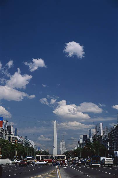Buenos Aires Boulevard:スマホ壁紙(壁紙.com)