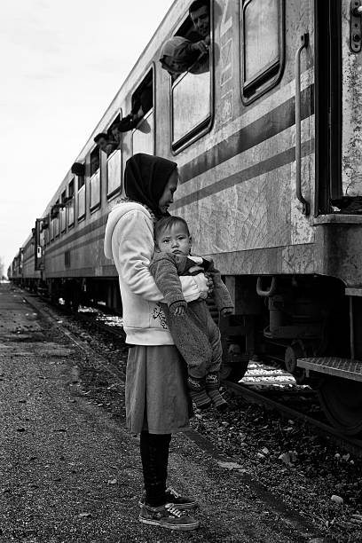 Refugees In Slovenia:ニュース(壁紙.com)