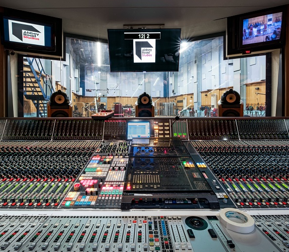 Recording Studio「Abbey Road Studios」:写真・画像(0)[壁紙.com]