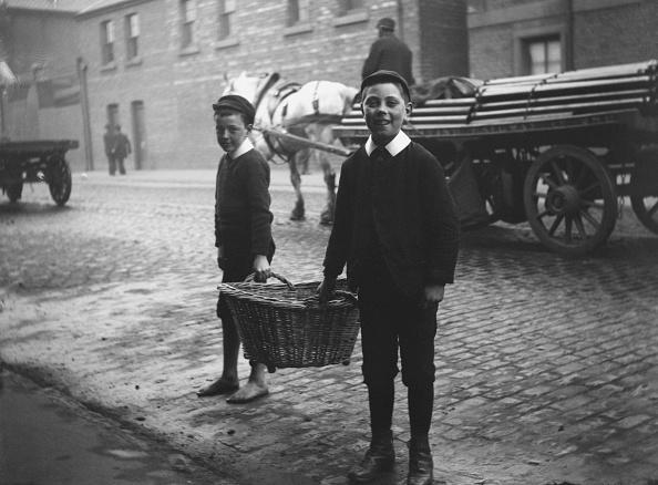 Monochrome「Street Scene Scotland」:写真・画像(13)[壁紙.com]