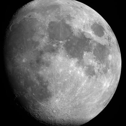 月「The Moon」:スマホ壁紙(9)