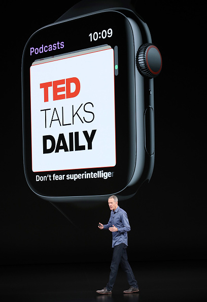 Apple Watch「Apple Debuts Latest Products」:写真・画像(2)[壁紙.com]