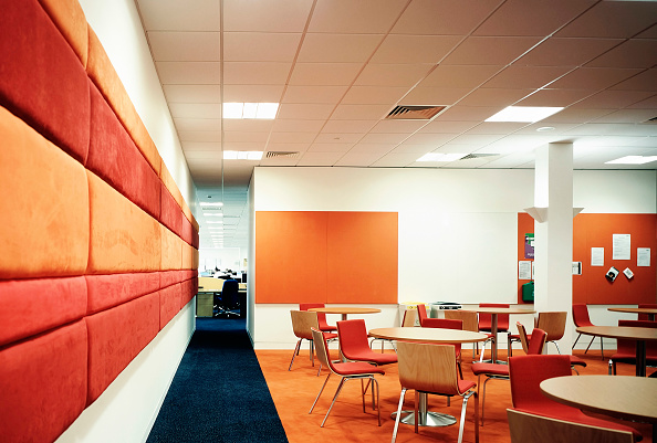Home Interior「Office cafeteria and lounge」:写真・画像(2)[壁紙.com]