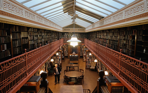 Accessibility「Leeds Library Celebrates 250 years」:写真・画像(17)[壁紙.com]