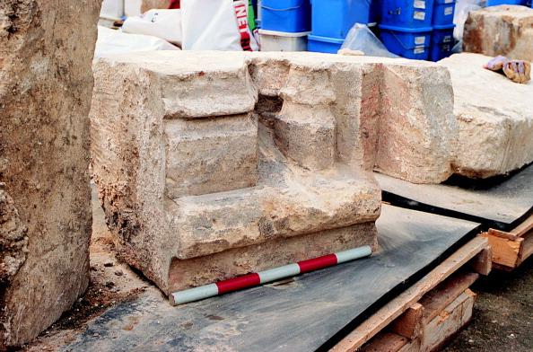 MOLA「Roman Amphitheatre Excavation」:写真・画像(13)[壁紙.com]