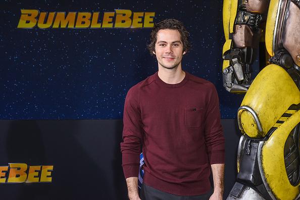 上半身「Premiere Of Paramount Pictures' 'Bumblebee' - Red Carpet」:写真・画像(11)[壁紙.com]