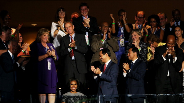 US First Lady「Democratic National Convention: Day 2」:写真・画像(18)[壁紙.com]