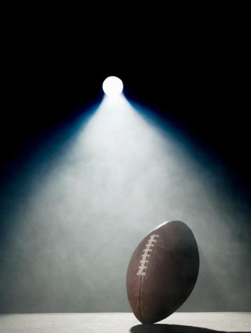 Dry Ice「American football in spotlight」:スマホ壁紙(11)