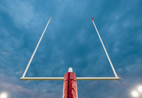 Sports Target「American football goalposts」:スマホ壁紙(12)