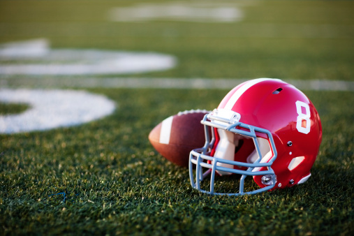 Desaturated「American Football Helmet」:スマホ壁紙(9)