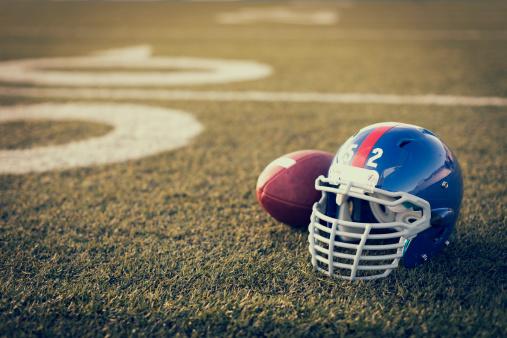 Athlete「American Football Helmet」:スマホ壁紙(14)