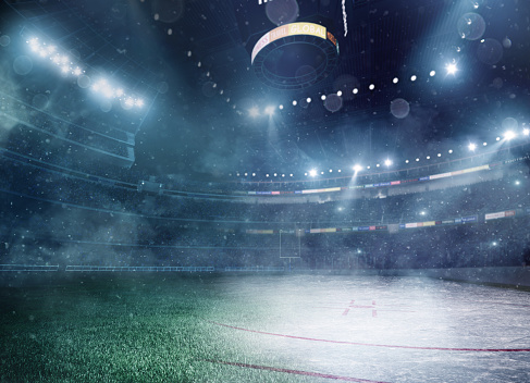 National Hockey League「American football meets ice hockey」:スマホ壁紙(13)