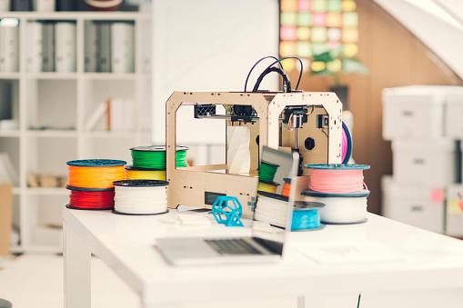 3D Printing「3D Printing Office.」:スマホ壁紙(12)