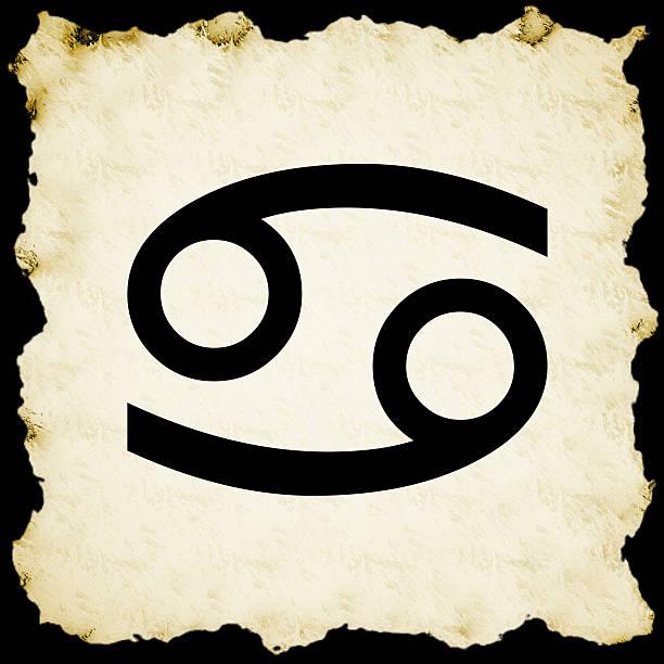 Cancer zodiac sign on papyrus:スマホ壁紙(壁紙.com)