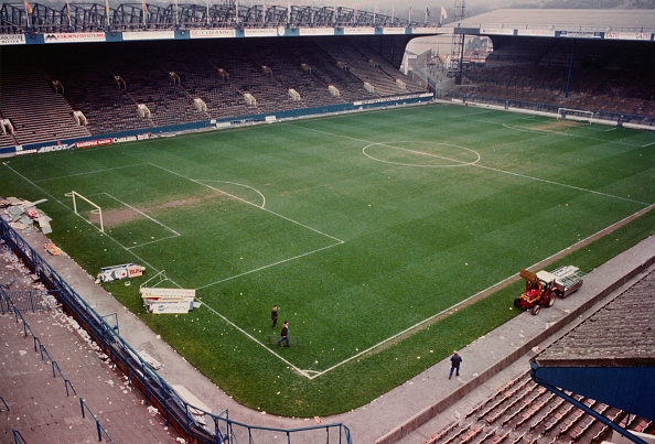 Empty「Hillsborough Disaster」:写真・画像(8)[壁紙.com]