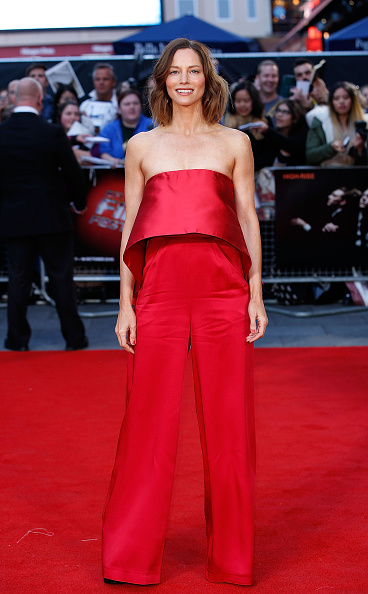 """Sienna Guillory「""""High-Rise"""" - Red Carpet - BFI London Film Festival」:写真・画像(4)[壁紙.com]"""