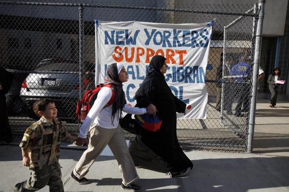 Michael Nagle「Controversial Arabic School Opens In New York」:写真・画像(12)[壁紙.com]