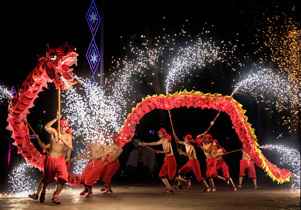 Chinese New Year「Chinese Celebrate the Lunar New Year」:写真・画像(1)[壁紙.com]