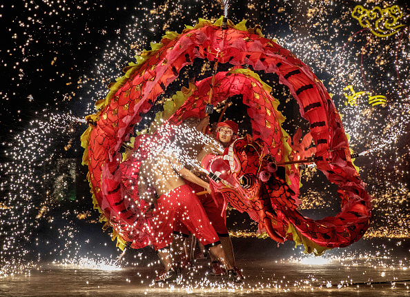 Chinese New Year「Chinese Celebrate the Lunar New Year」:写真・画像(15)[壁紙.com]