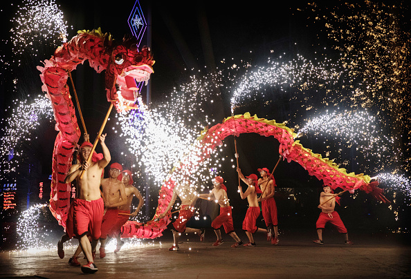 Cultures「Chinese Celebrate the Lunar New Year」:写真・画像(2)[壁紙.com]