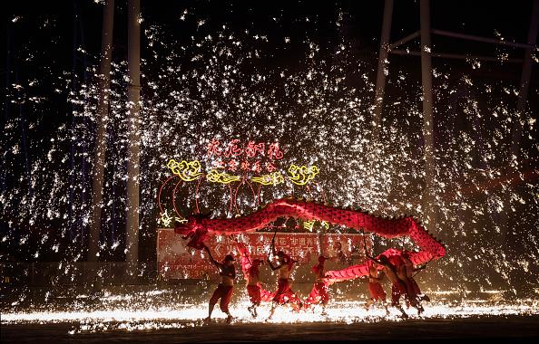 お祭り「Chinese Celebrate the Lunar New Year」:写真・画像(0)[壁紙.com]