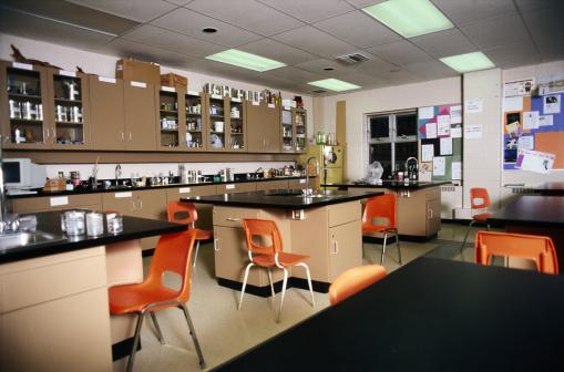 Sink「Science Classroom」:スマホ壁紙(16)